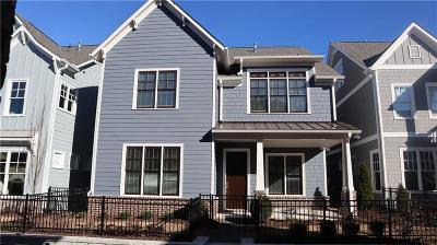 Atlanta Single Family Home For Sale: 1954 Westside Boulevard NW