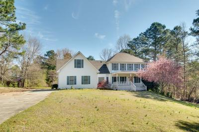 Buford Single Family Home For Sale: 2651 W Rock Quarry Road