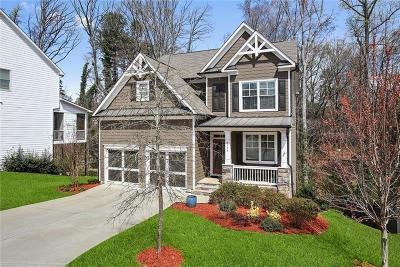Atlanta Single Family Home For Sale: 2175 Collins Ridge Drive NW