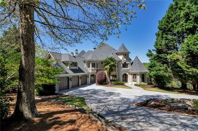 Flowery Branch Single Family Home For Sale: 6652 Sweetwater Point