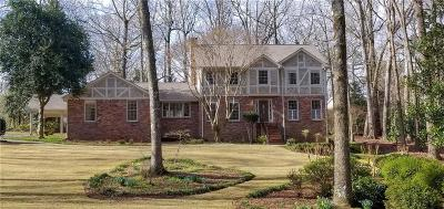 Lawrenceville Single Family Home For Sale: 303 Summit Ridge Drive