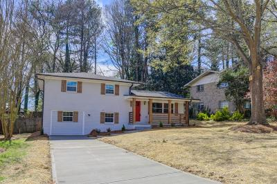 Decatur Single Family Home For Sale: 1726 Camperdown Circle