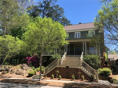 Newton County Single Family Home For Sale: 5105 Swann Street SW