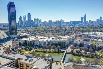 Condo/Townhouse For Sale: 390 17th Street NW #3027