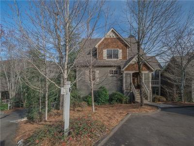 Big Canoe Single Family Home For Sale: 91 Laurel Ridge Trail
