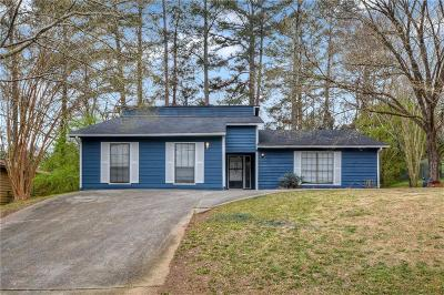 Jonesboro Single Family Home For Sale: 8867 Wesley Place