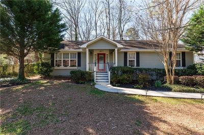 Decatur Single Family Home For Sale: 2877 Midway Road