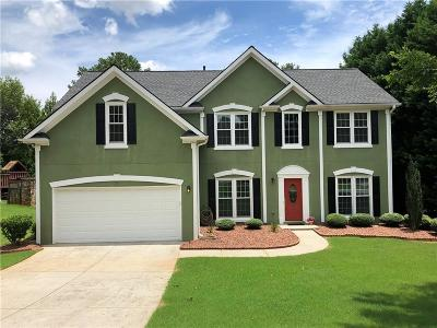 Alpharetta Single Family Home For Sale: 2030 Brook Meadow Drive