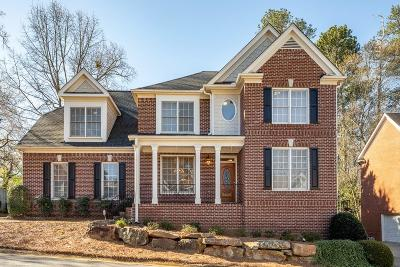 Roswell Single Family Home For Sale: 845 Enclave Walk