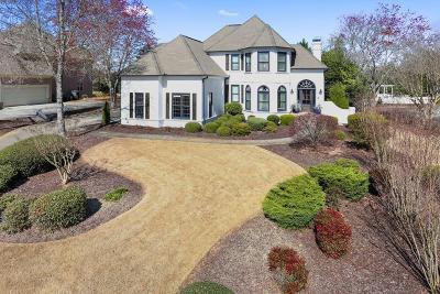 Cumming Single Family Home For Sale: 6420 Saddlebridge Court