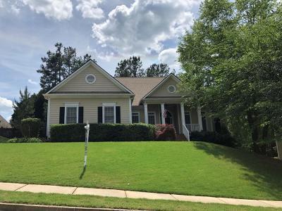 Acworth Single Family Home For Sale: 687 Flagstone Way