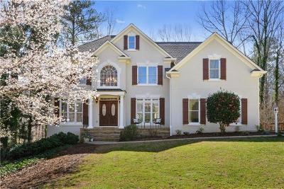 Milton Single Family Home For Sale: 275 Trotter Run