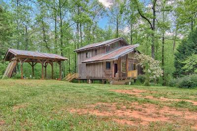 Habersham County Single Family Home For Sale: 359 Unity Hills Road
