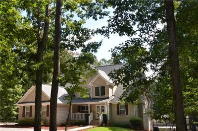 Monroe Single Family Home For Sale: 675 Cheek Road