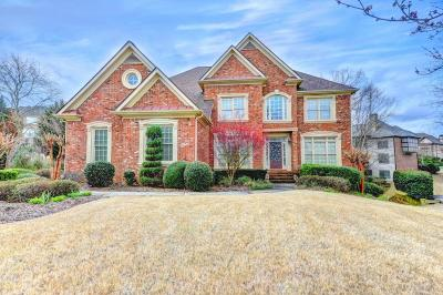 Buford Single Family Home For Sale: 2619 Sable Glen Court