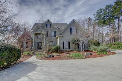 Canton Single Family Home For Sale: 300 Ridgeview Trace