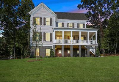 Milton Single Family Home For Sale: 12510 Sibley Lane
