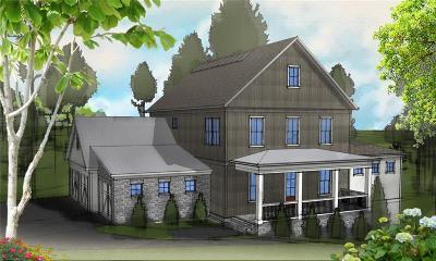 Milton Single Family Home For Sale: 12545 N Sibley Lane N