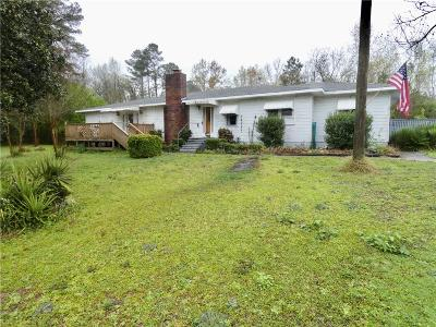 Resaca Single Family Home For Sale: 4817 S Dixie Highway
