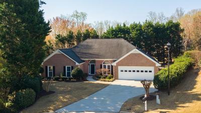 Alpharetta Single Family Home For Sale: 810 Barnesville Court