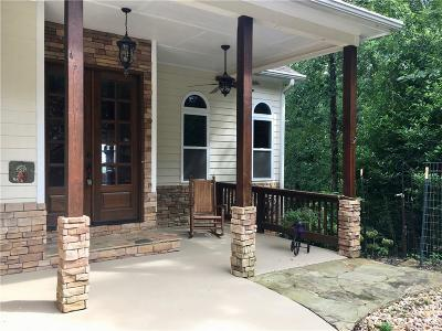 Waleska Single Family Home For Sale: 321 Chickasaw Drive