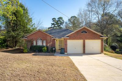 Decatur Single Family Home For Sale: 3060 Wesley Bend