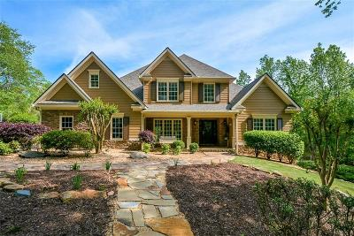 Single Family Home For Sale: 2825 Echols Road