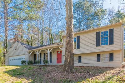 Single Family Home For Sale: 2864 Creekwood Drive