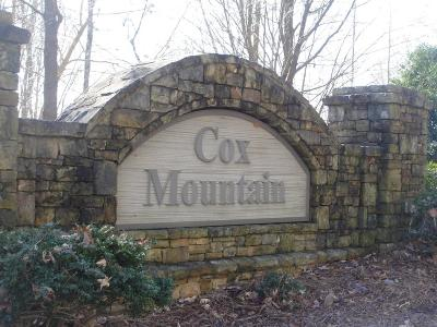 Big Canoe Residential Lots & Land For Sale: 8258 Cox Mountain Drive