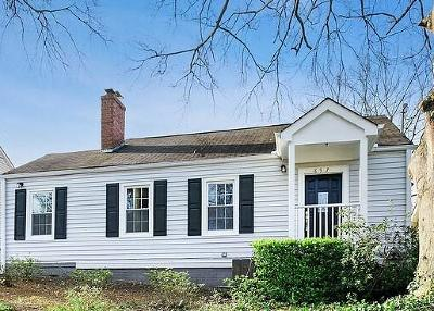 Single Family Home For Sale: 897 Emerson Avenue SE