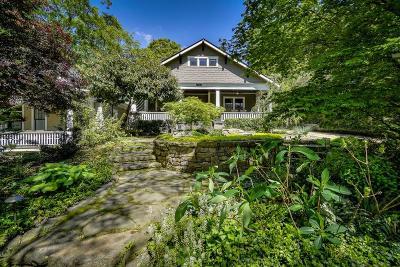 Inman Park Single Family Home For Sale: 1094 Alta Avenue NE