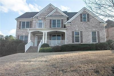 Single Family Home For Sale: 1763 Crossvale Drive