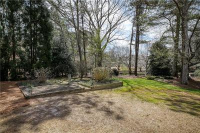 Alpharetta Single Family Home For Sale: 535 Treyburn View