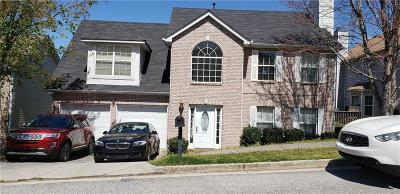 Single Family Home For Sale: 3550 Creekview Drive
