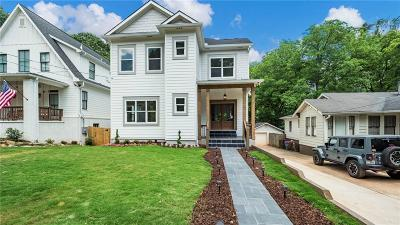 Kirkwood Single Family Home For Sale: 88 Clay St SE
