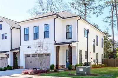 Alpharetta GA Condo/Townhouse For Sale: $569,000