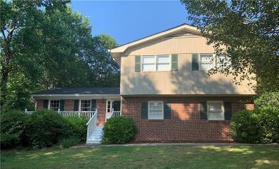 Peachtree Corners, Norcross Single Family Home For Sale: 6720 Ramundo Drive