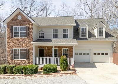 Gainesville Single Family Home For Sale: 3426 Rock Ridge Drive