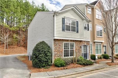 Canton Condo/Townhouse For Sale: 236 Riverstone Commons Circle