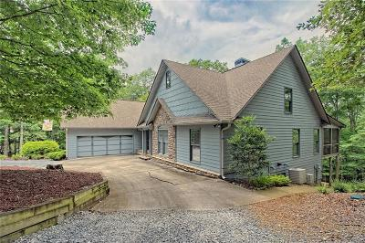 Fannin County Single Family Home For Sale: 312 Woodlands Bluff Lane