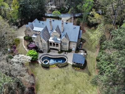Atlanta Single Family Home For Sale: 4041 Beechwood Drive NW