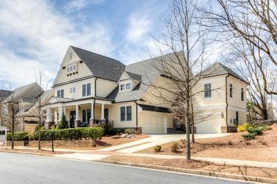 Milton Single Family Home For Sale: 1080 Lee Street