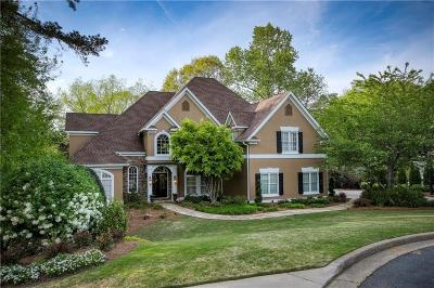 Johns Creek Single Family Home For Sale: 2010 Palmetto Dunes Court