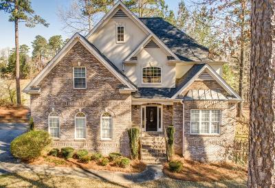 Douglasville Single Family Home For Sale: 3598 Chapel Hill Road
