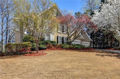 Alpharetta Single Family Home For Sale: 3525 Goldenrod Drive