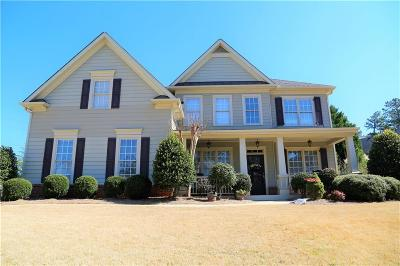 Acworth Single Family Home For Sale: 1882 Addington Place NW