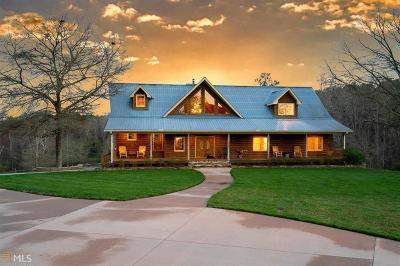 Rockdale County Single Family Home For Sale: 2175 Black Shoals Road NE