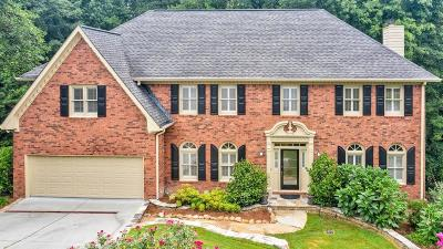 Peachtree Corners Single Family Home For Sale: 5881 Ranger Court