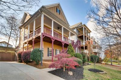 Atlanta Single Family Home For Sale: 1704 Zadie Street NW