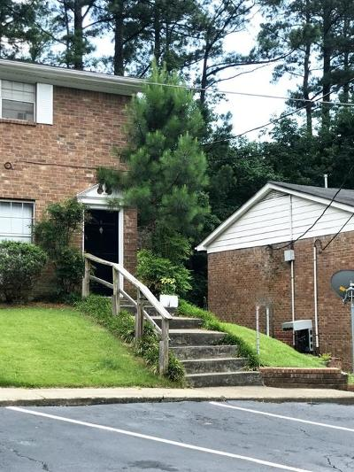College Park Condo/Townhouse For Sale: 5271 W Fayetteville Road #B3